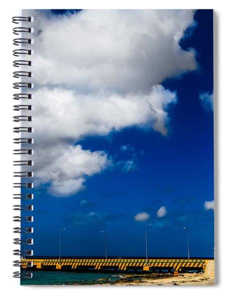 Apigroo Lighthouse Spiral Notebook