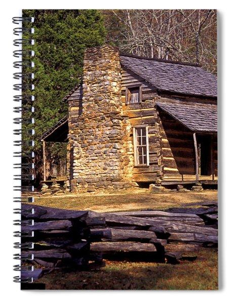 Appalachian Homestead Spiral Notebook