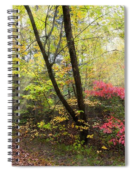Appalachian Mountain Trail Spiral Notebook