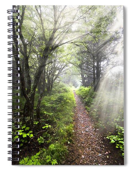 Appalachian Trail Spiral Notebook