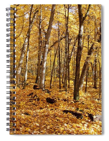 Arboretum Trail Spiral Notebook