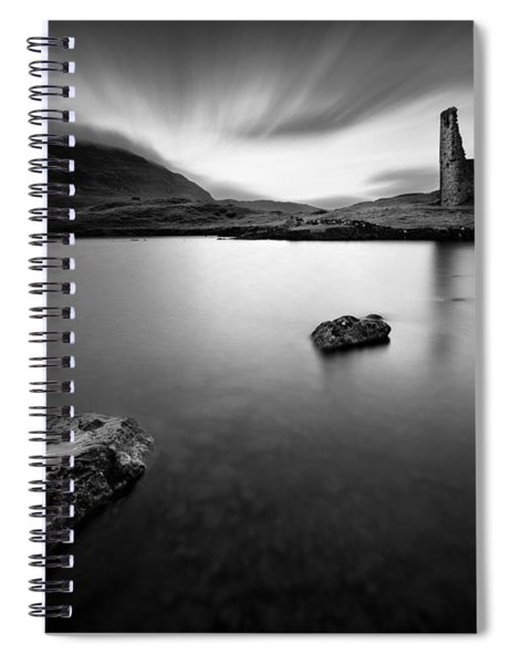 Ardvreck Castle 1 Spiral Notebook