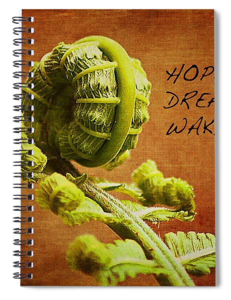 Aristotle Quote Spiral Notebook