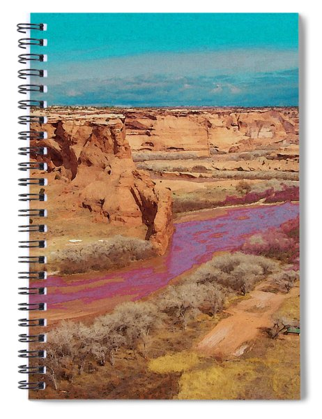 Arizona 2 Spiral Notebook