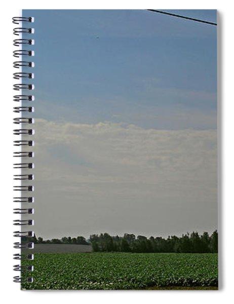 Aroostook 3 Spiral Notebook
