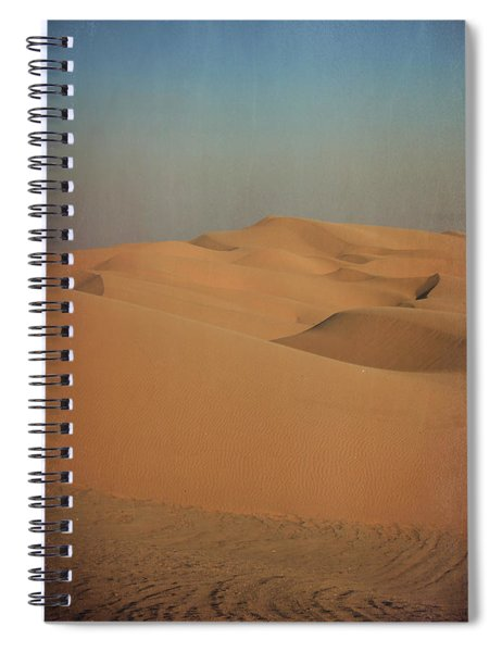 As Change Comes Spiral Notebook