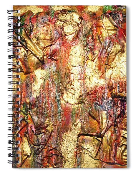 As Good As Gold Spiral Notebook