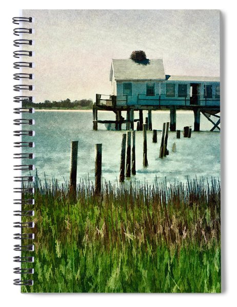Assateague Abandon Spiral Notebook
