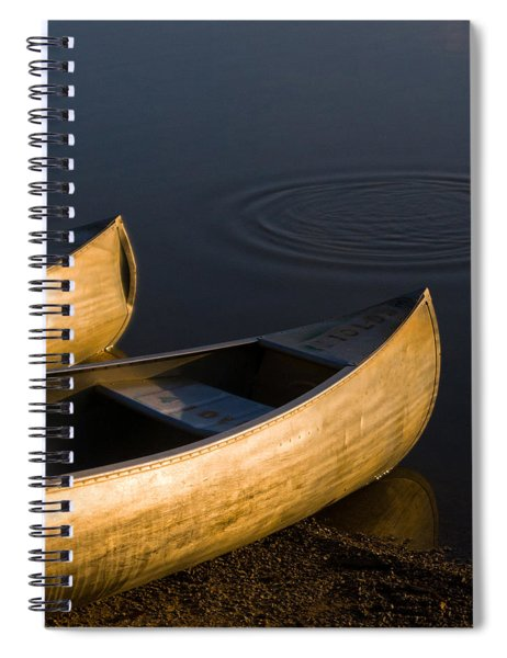 At Sunrise Spiral Notebook