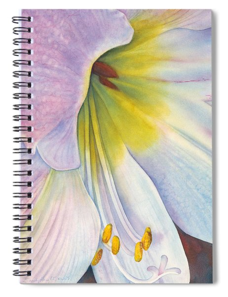 At The Altar Spiral Notebook