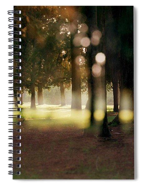 At The Yarkon Park Tel Aviv Spiral Notebook