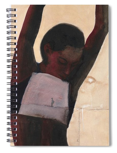Athlete Spiral Notebook