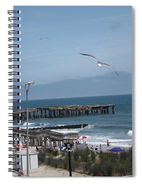 Atlantic City 2009 Spiral Notebook