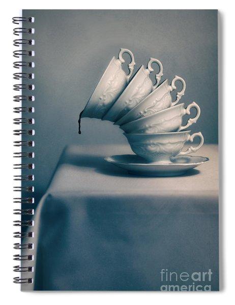 Attention  Spiral Notebook