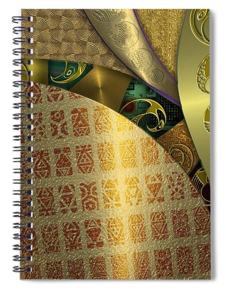Auraglyphics Spiral Notebook