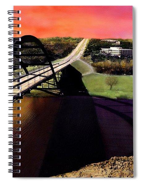 Austin 360 Bridge Spiral Notebook