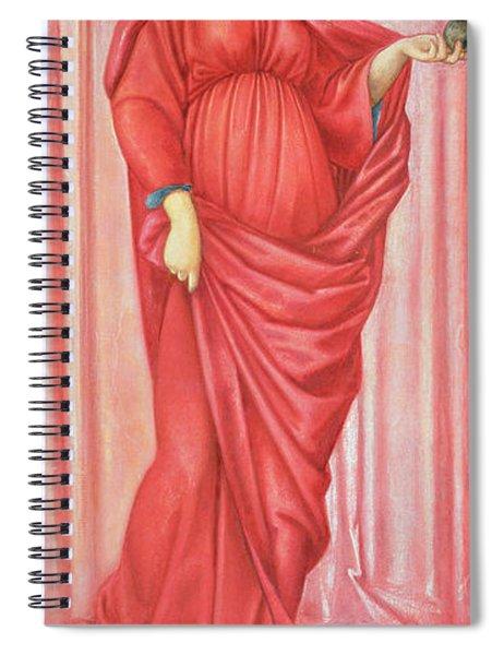 Autumn, 1869-70 Gouache On Paper Spiral Notebook