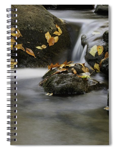 Autumn In Hackelbarney II Spiral Notebook