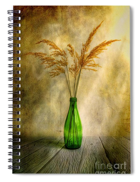 Autumn Mood Spiral Notebook