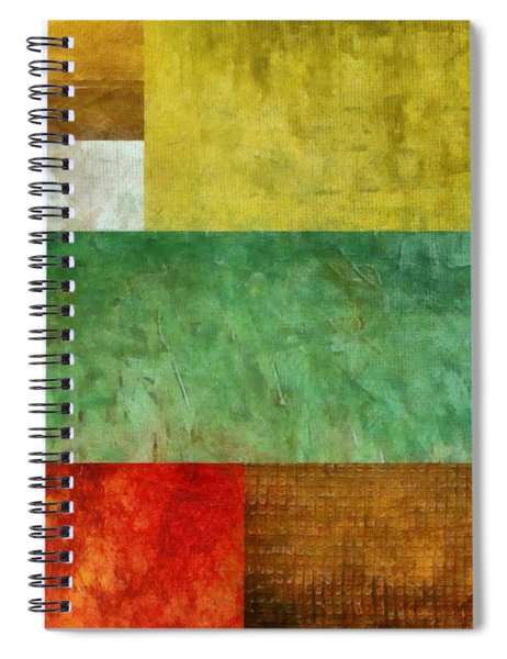 Autumn Study 2.0 Spiral Notebook