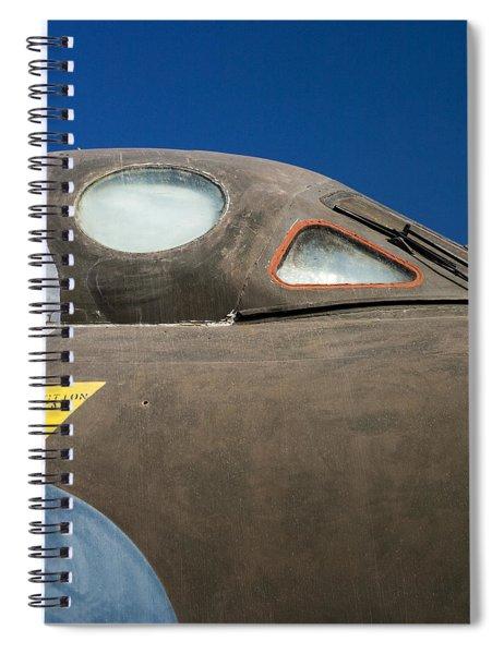 Avro Vulcan B.mk 2 Bomber Spiral Notebook