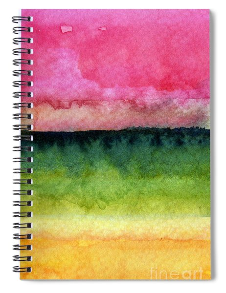 Awakened Spiral Notebook