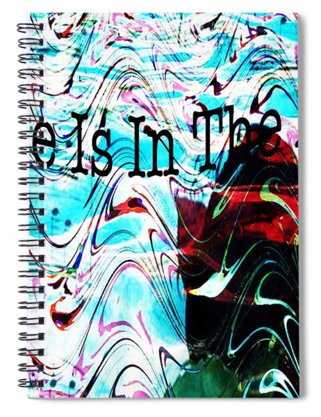Awareness II Spiral Notebook