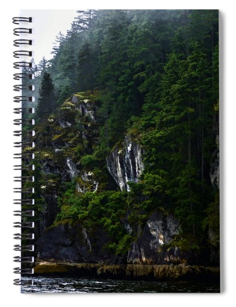 Awesomeness Of Nature Spiral Notebook