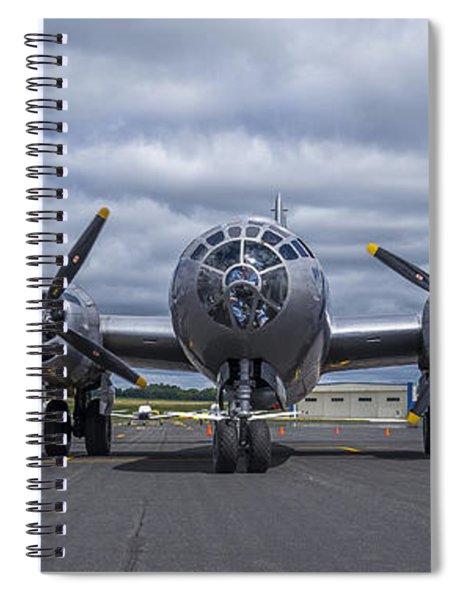 B29  Superfortress Spiral Notebook