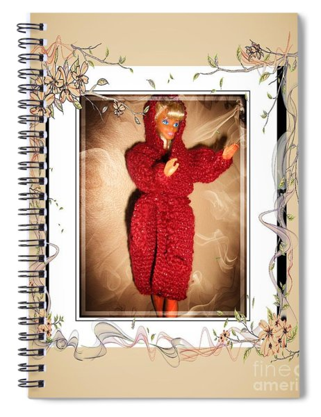 Baby It's Cold Outside - Fashion Doll - Girls - Collection Spiral Notebook