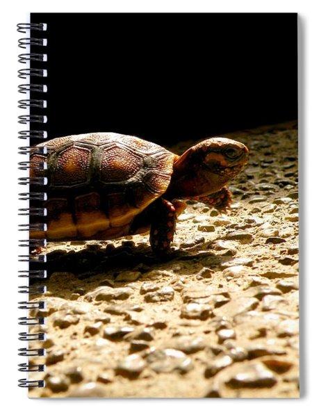 Baby Steps Spiral Notebook