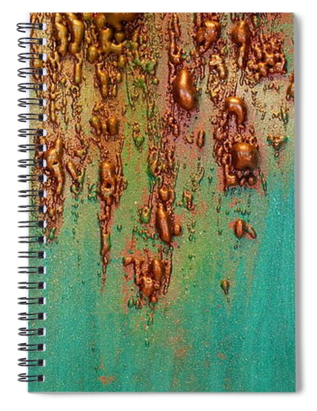 Back In Time Part 1 Spiral Notebook