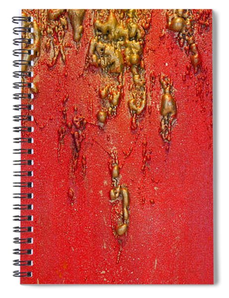 Back In Time Part 2 Spiral Notebook