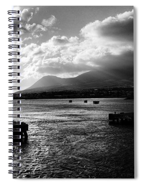 Back To Sea Spiral Notebook