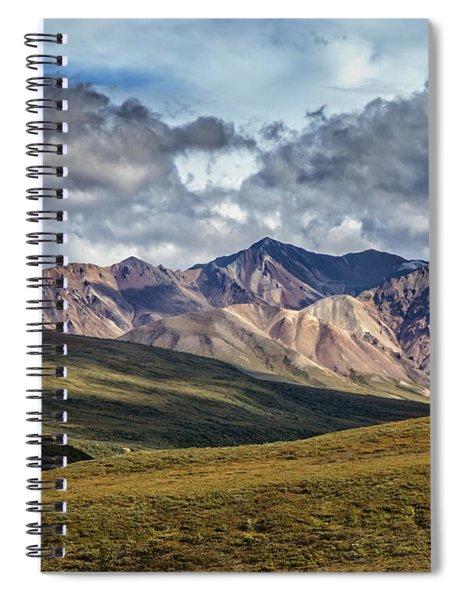 Backcountry Denali Spiral Notebook