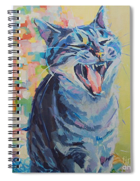 Bah Humbug Spiral Notebook