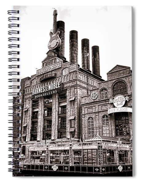 Baltimore United Railways And Electric Company Spiral Notebook
