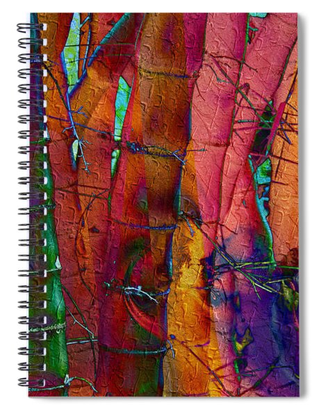 Bamboo Delight Spiral Notebook