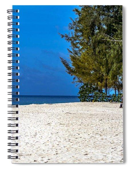 Bamboo Island Spiral Notebook