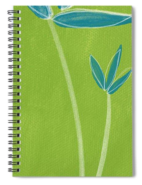 Bamboo Namaste Spiral Notebook