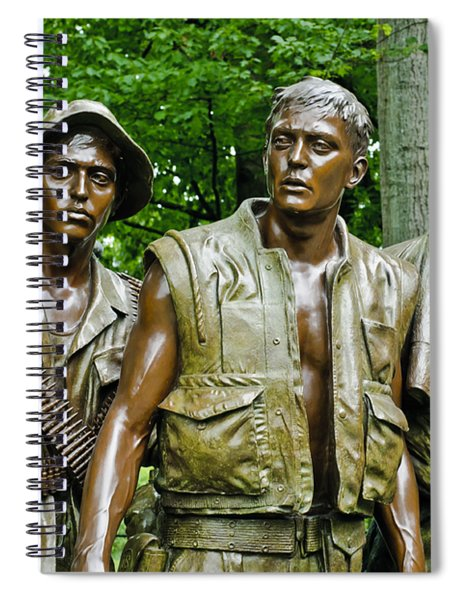 Band Of Brothers Spiral Notebook