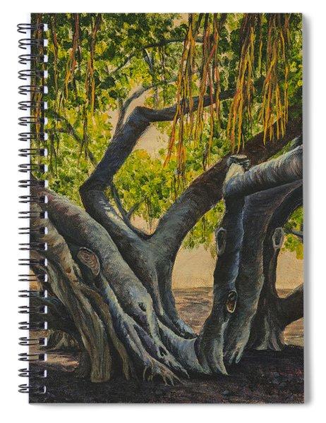 Banyan Tree Maui Spiral Notebook