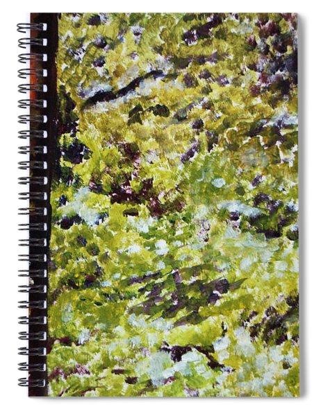 Bark IIi Spiral Notebook