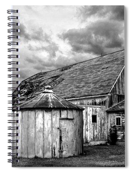 Barn 66 Spiral Notebook