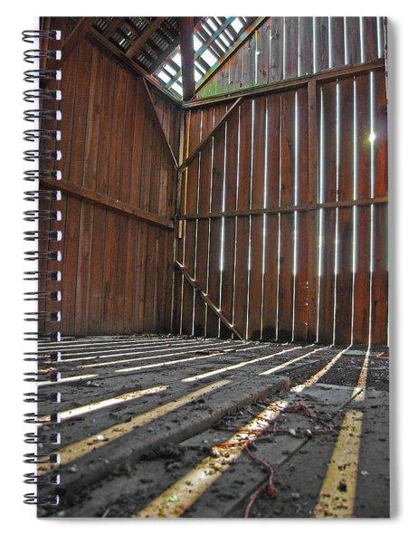 Barn Bones I Spiral Notebook