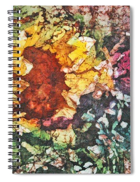 Sunflower Surprise Spiral Notebook