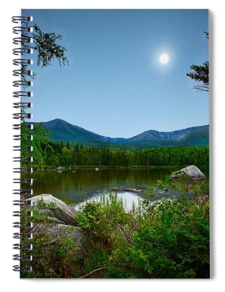 Baxter State Park Spiral Notebook