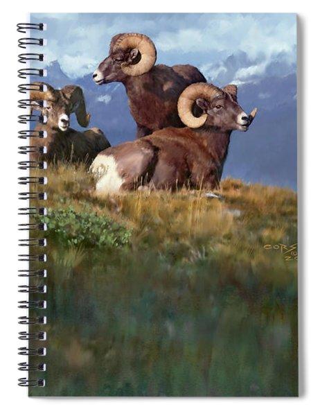 Bbbad Boy Spiral Notebook