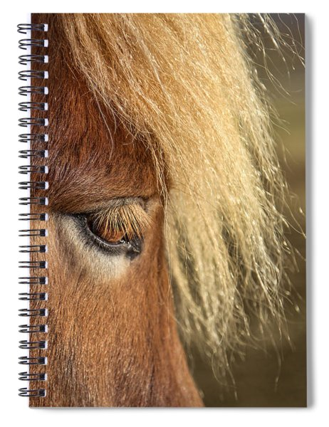 Be A Light To Yourself Spiral Notebook