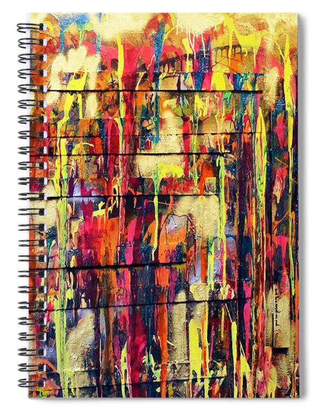 Be An Original Spiral Notebook